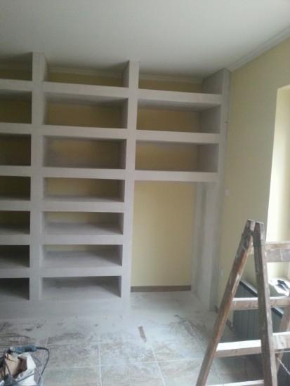Beépített szekrény  Lakásfelújítás Budapest