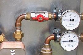 Víz, gáz, fűtésszerelés